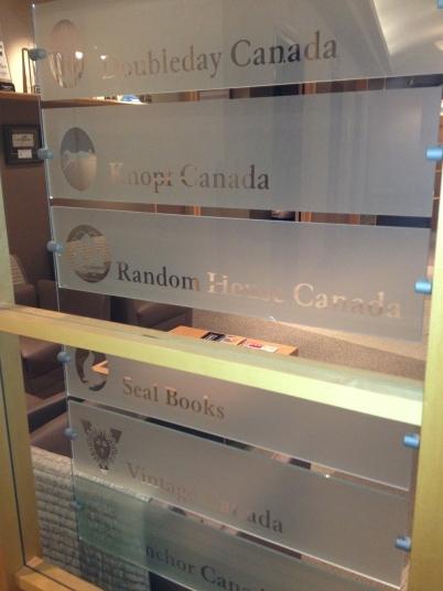 Random House Canada DownshiftingPRO_#RHCBloggerLove
