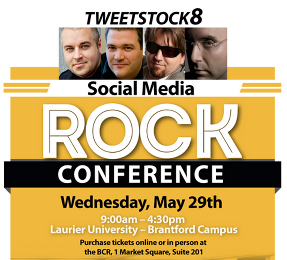 Tweetstock8_social media Rock Conference_Laurier University_MitchJoel_CC Chapman